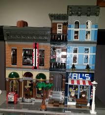 Lego Office Lego Detective U0027s Office Spiritparticles Brick World