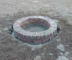 build your own fire pit in a weekend for under 200