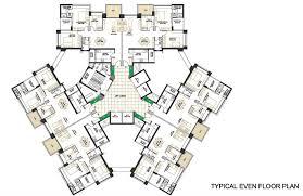 attractive house plan builder 3 oberoi 20springs floor plan even