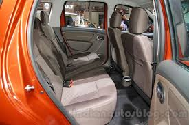 New Duster Interior Renault Duster Just Got Smarter Safer And Automatic Rediff Com