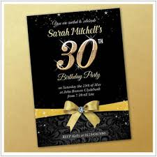 30th birthday invitations bespoke 30th birthday invites online