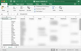 Numbers Spreadsheet How To Export Your Iphone Contacts To A Csv Or Excel File