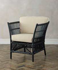 furniture cream with cuhsiaon rattan chair