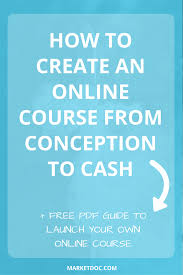 Create An Online Resume by How To Create An Online Course U2013 From Conception To Cash U2013 Cody Lister