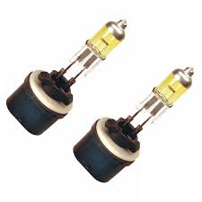 nissan titan yellow fog light 2x 880 12v 27w halogen fog light bulbs yellow xenon replace 884