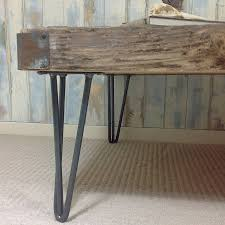 furniture bespoke driftwood coffee table by nautilus driftwood