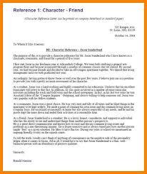 9 character refernece letter incidental report