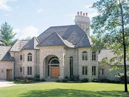 european style homes brick chateauesque chateauesque style bricks