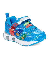 light up running shoes blue pj masks light up running shoe kids zulily