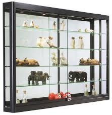 curio cabinet small wall curio cabinet magnificent image design