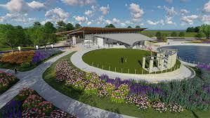 Overland Park Botanical Garden Overland Park Arboretum Botanical Gardens Visitor Center And