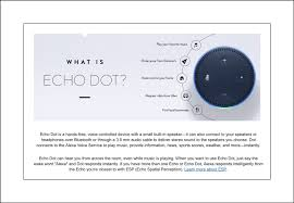amazon u0027s best deals yet for the new echo dot u0026 thanksgiving vsatips