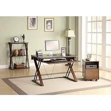 Walnut Computer Desks For Home Computer Desks Corner Desks Office Desks Staples