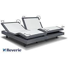 amazon com reverie 5d deluxe adjustable bed from the makers of