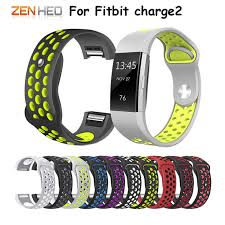 silicone strap bracelet images Low price colorful band for fitbit charge 2 sport silicone band jpg