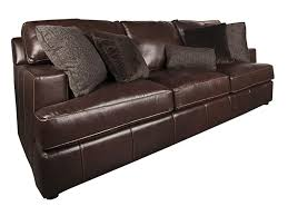Bernhardt Sofa Reviews by Bernhardt Winslow 100 Leather Sofa Morris Home Sofas