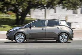 new nissan leaf nissan leaf seduces with a new longer range driving plugin