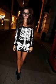 Skeleton Dress 5 Easy Last Minute Halloween Costumes