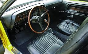 1970 Cuda Interior T Aar 1970 Dodge Challenger T A And Plymouth U0027cuda Hemmings