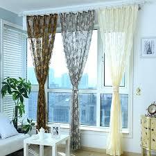 Grey Sheer Curtains Sheer Curtains In Living Room Sheer Grey Curtains Gray Solid