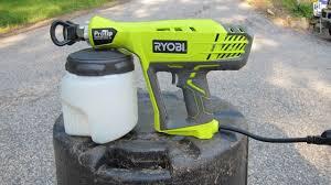 paint sprayer ryobi protip paint sprayer tool ask the builder