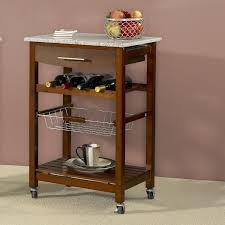 remarkable small kitchen carts with granite table top combined