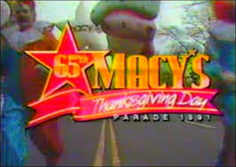 classic review for the 1991 macy s thanksgiving day parade from x