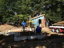 tiny homes on foundations kalamazoo u0027s first tiny house may change housing laws wmuk
