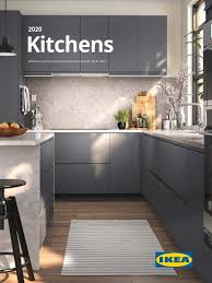 ikea kitchen cabinet sizes pdf canada 2020 ikea kitchens brochure