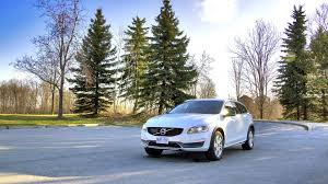 volvo test drive 2015 volvo v60 cross country test drive review