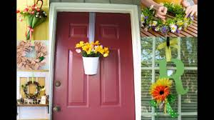 Front Doors Decorated For Christmas by Christmas Décor Ideas For The Front Door Front Door Decorations