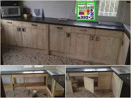 faire un meuble de cuisine faire ses meubles de cuisine soi meme élégant mervéilléux meuble de