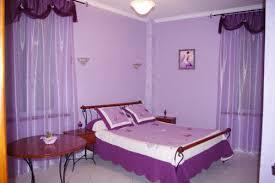 chambre mauve chambres