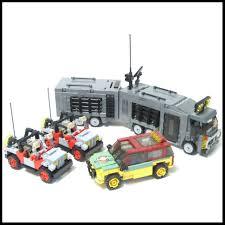 lego jurassic park jeep lego jurassic park