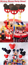 86 best 2nd birthday images on pinterest mickey party mickey