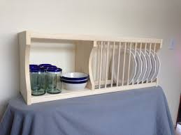 Under Cabinet Dish Rack Wood Shelves For Plates Kashiori Com Wooden Sofa Chair Bookshelves