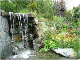 Waterfall Backyard Backyards Winsome Backyard Pond Stream Waterfall 4 15 09 28