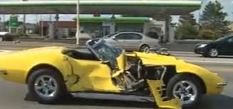 corvette c3 zr1 c3 corvette collides with ambulance gm authority