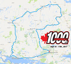 Map Ontario Ca Ontario Cannonball 500 Cannonball 1000 Map Details Page
