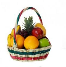 basket of fruit gift basket my regalo to the philippines send gifts to