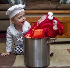 Mermaid Halloween Costumes Baby 25 Baby Lobster Costume Ideas Funny Baby