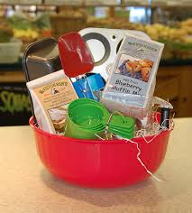 baking gift basket the busy baker gift basket how sweet it is produce