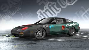 nissan 240sx widebody nissan 240sx s13 need for speed wiki fandom powered by wikia