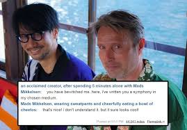 Just Meme - 15 hideo kojima memes that are just as cool and crazy as he is