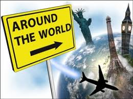 Around The World Themed Around The World Event Prop Hire