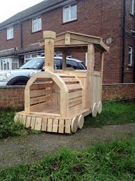 Cool Woodworking Project Ideas by Pallet Wood Train Engine Playhouse 101 Pallet Ideas U2026 Pinteres U2026