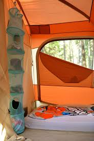 hanging storage for clothing u0026 other stuff camping hacks