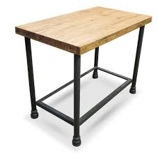 Reclaimed Wood And Iron Dining Table Dining Room Antique Reclaimed Wood Counter Dining Table With Two