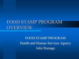 food stamp program food stamps the cornerstone of food assistance