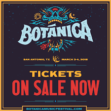 General Admission For Six Flags Botanica A New Music Food Culture And Arts Festival Scheduled